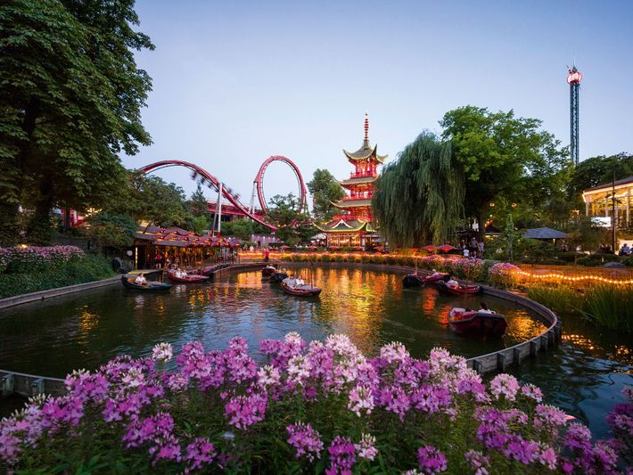 Tivoli Gardens, the world's second-oldest funfair, is now implementing new sustainability measures.