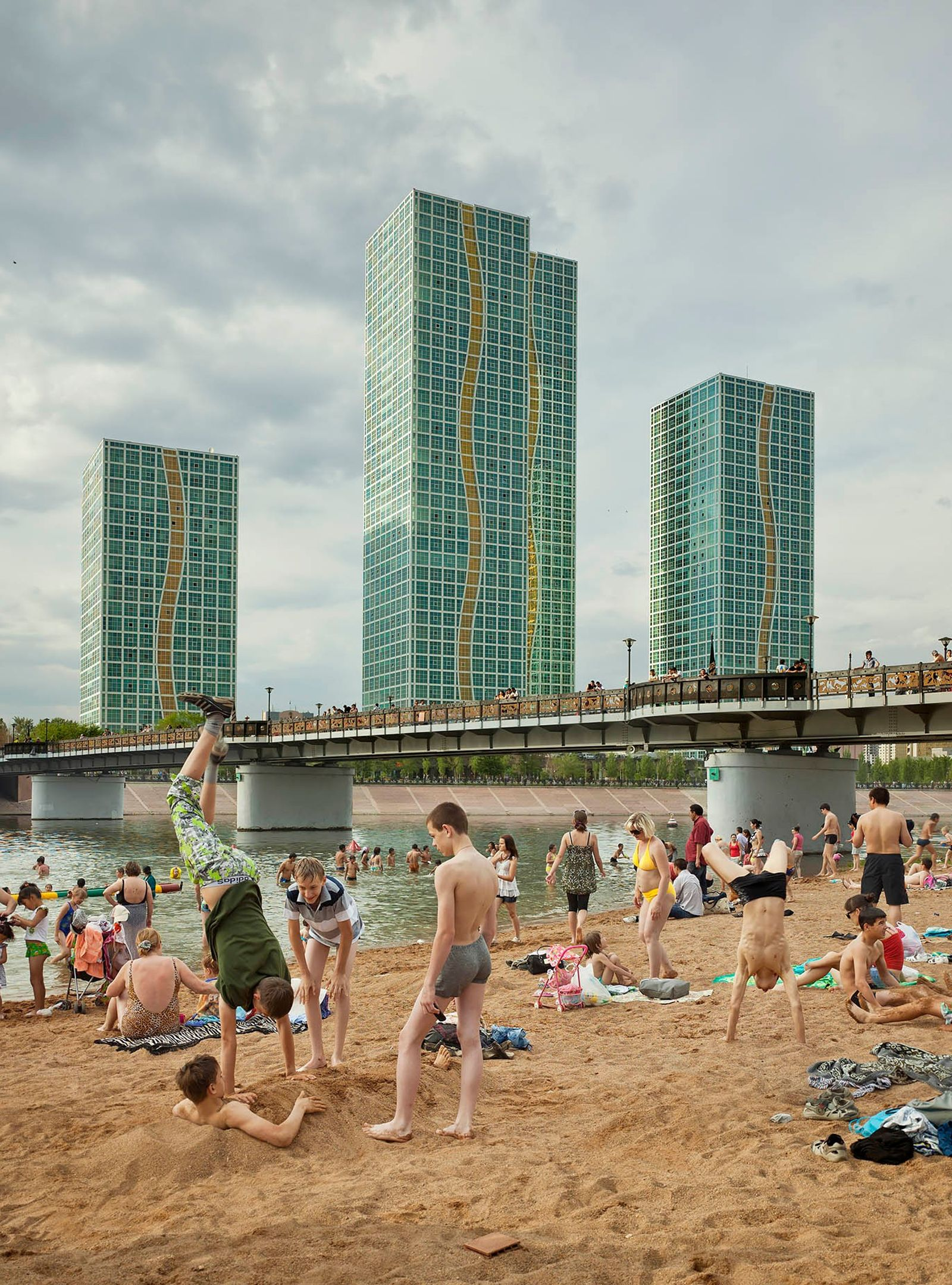 Surreal Photos of Post-Soviet Architecture 1