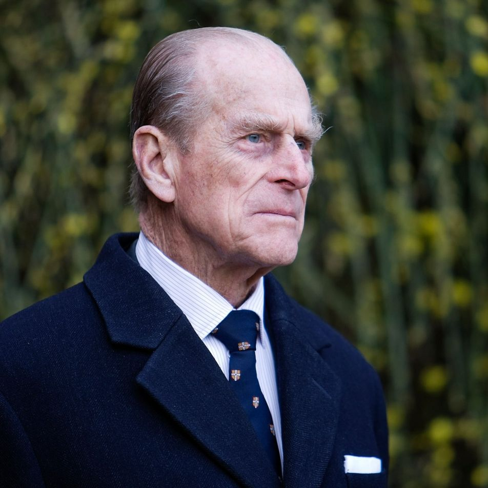 My lunch with Prince Philip