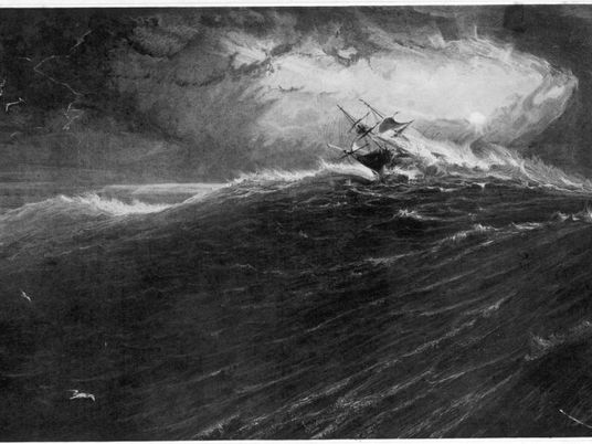 The Suez blockage detoured ships through an area notorious for shipwrecks