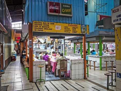 Explore The Food Lovers Paradise Of San Jose S Market Scene