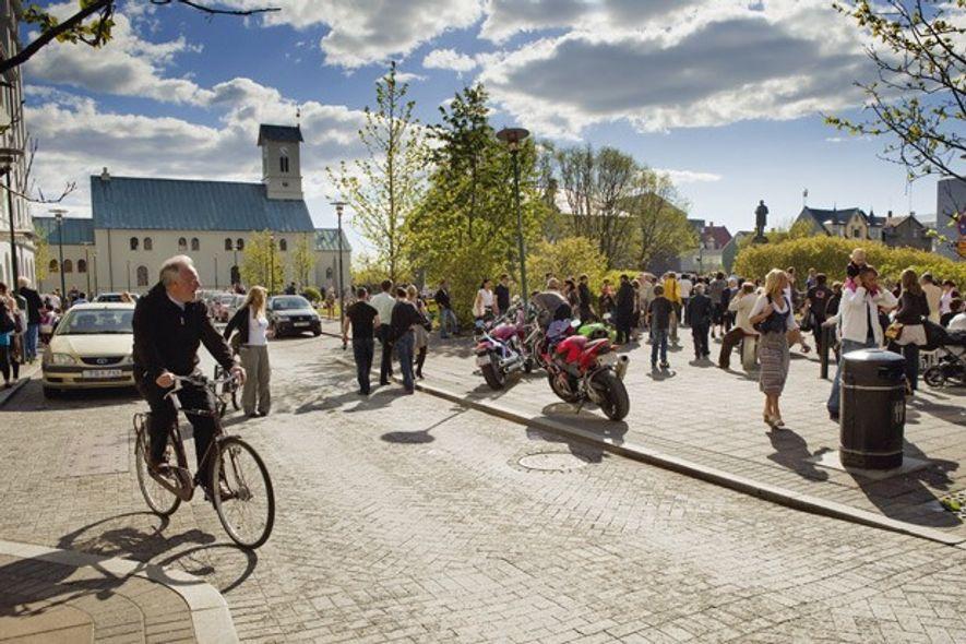City Life: Reykjavik