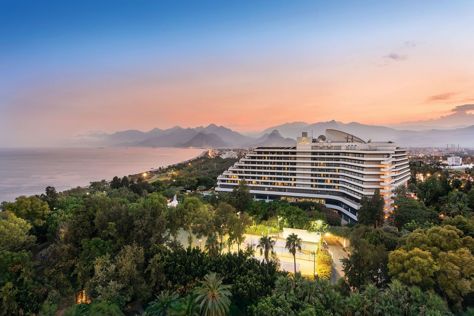 Rixos Downtown Antalya is located in the heart of the Turkish resort city, a short distance ...