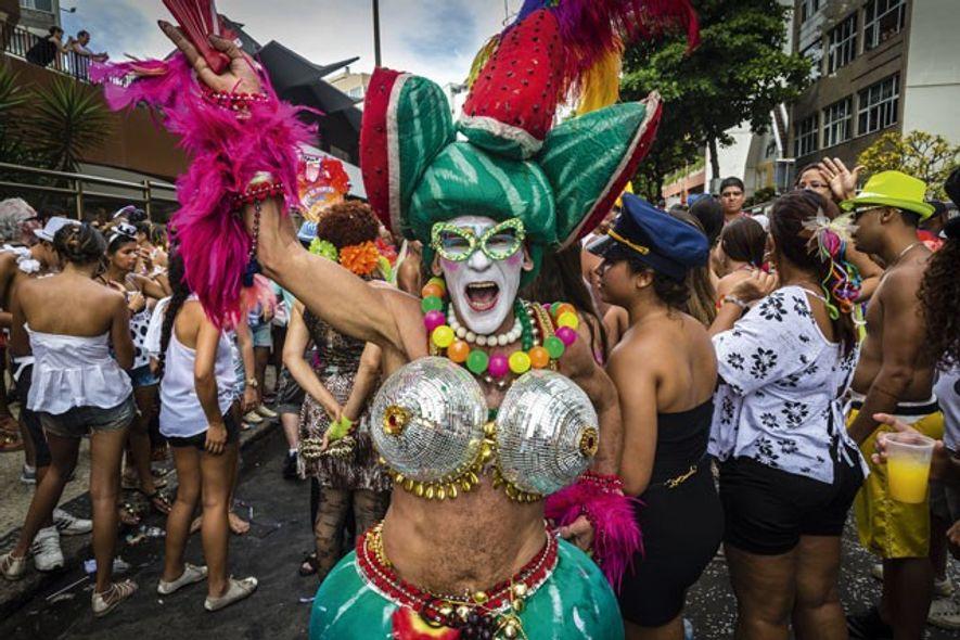 City life: Rio de Janeiro