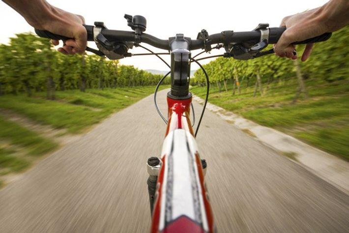 A bike ride.