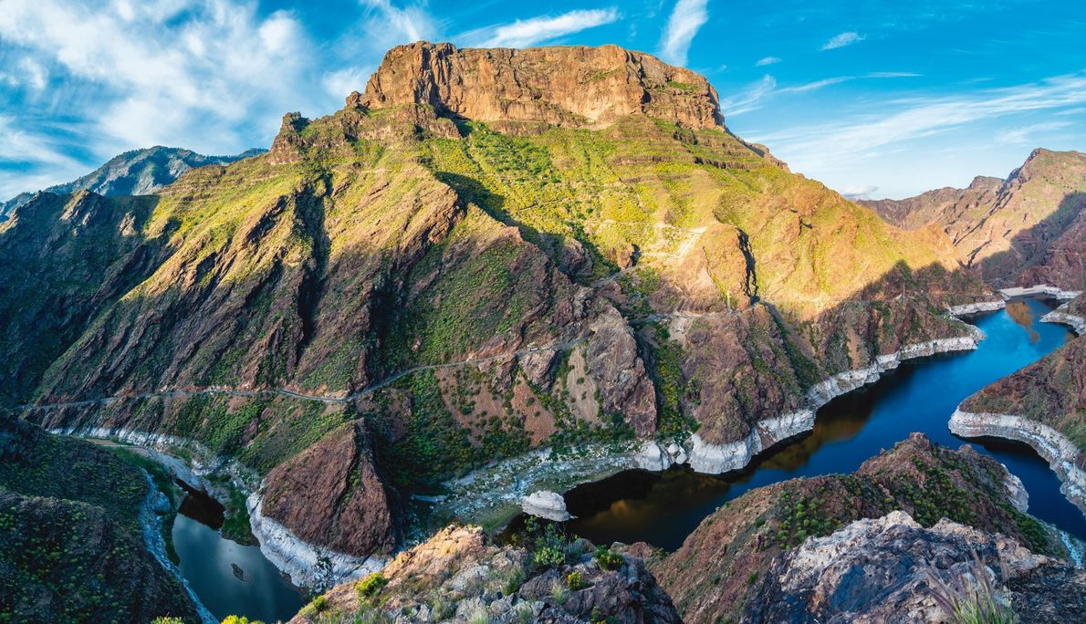 Risco Caido and the Sacred Mountains of Gran Canaria, Spain