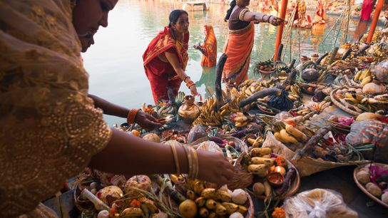 Celebrated today in regions across India, Nepal, and other countries, Chhath Puja is an ancient Hindu ...
