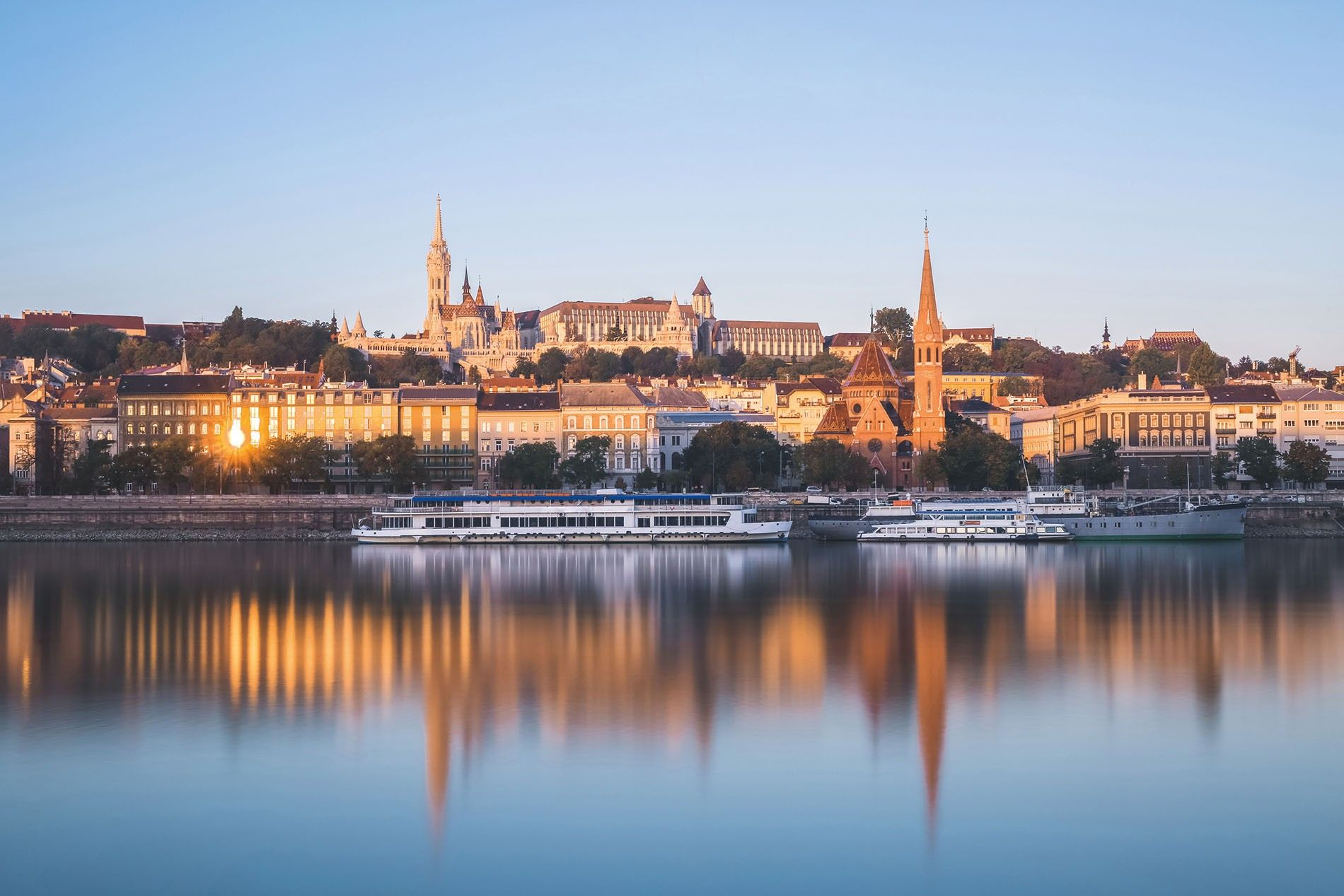 Straddling the Danube, Budapest is a hotspot for river cruises and one of the stops on ...