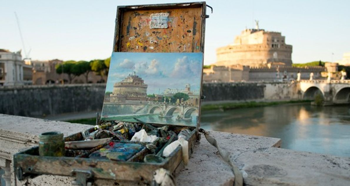 City life: Rome