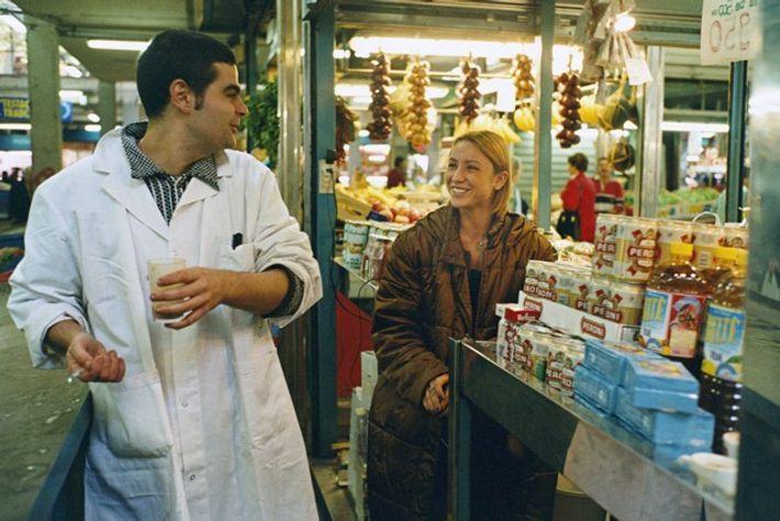 A stall inside Mercato di Testaccio. Image: Getty