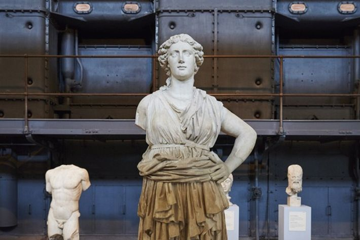 Centrale Montemartini. Image: Richard James Taylor