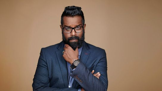 Romesh's new book, As Good As It Gets: Life Lessons from a Reluctant Adult, is out ...