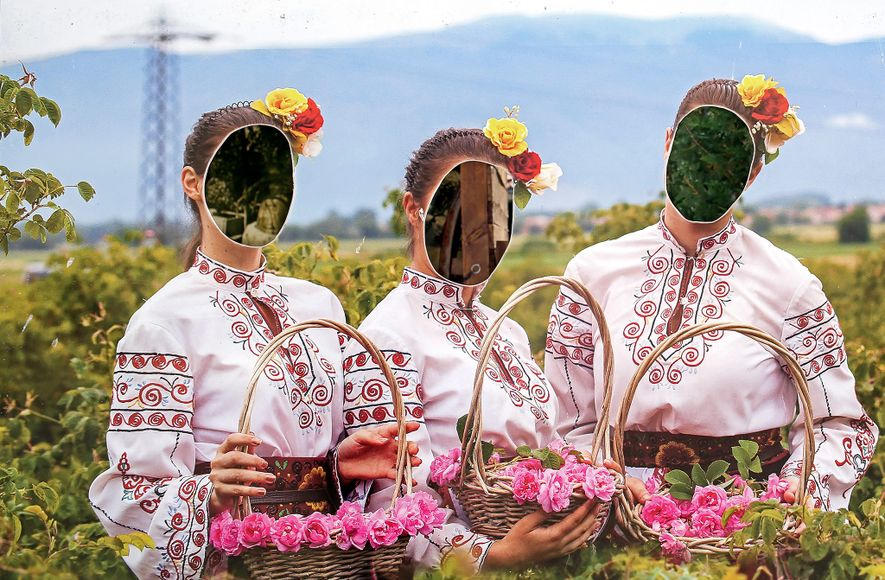 The Institute for Roses and Aromatic Plants, a research and agriculture academy in Kazanlak, encourages tourists ...