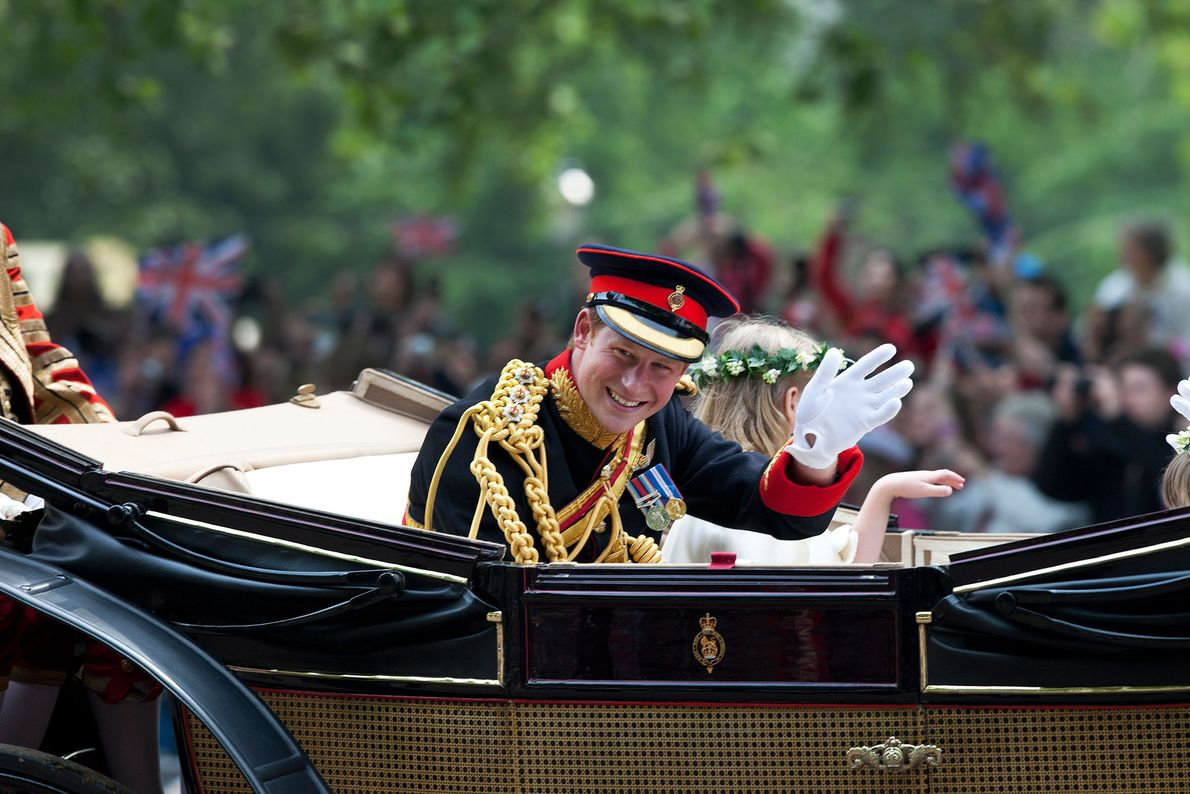 Prince Harry will wear a military uniform during the ceremony, which is traditional for royal grooms, …