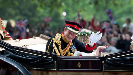 Prince Harry will wear a military uniform during the ceremony, which is traditional for royal grooms, ...