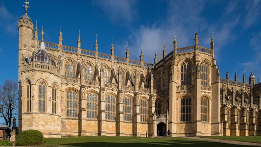 6 Places to Visit If You've Got Royal Wedding Fever
