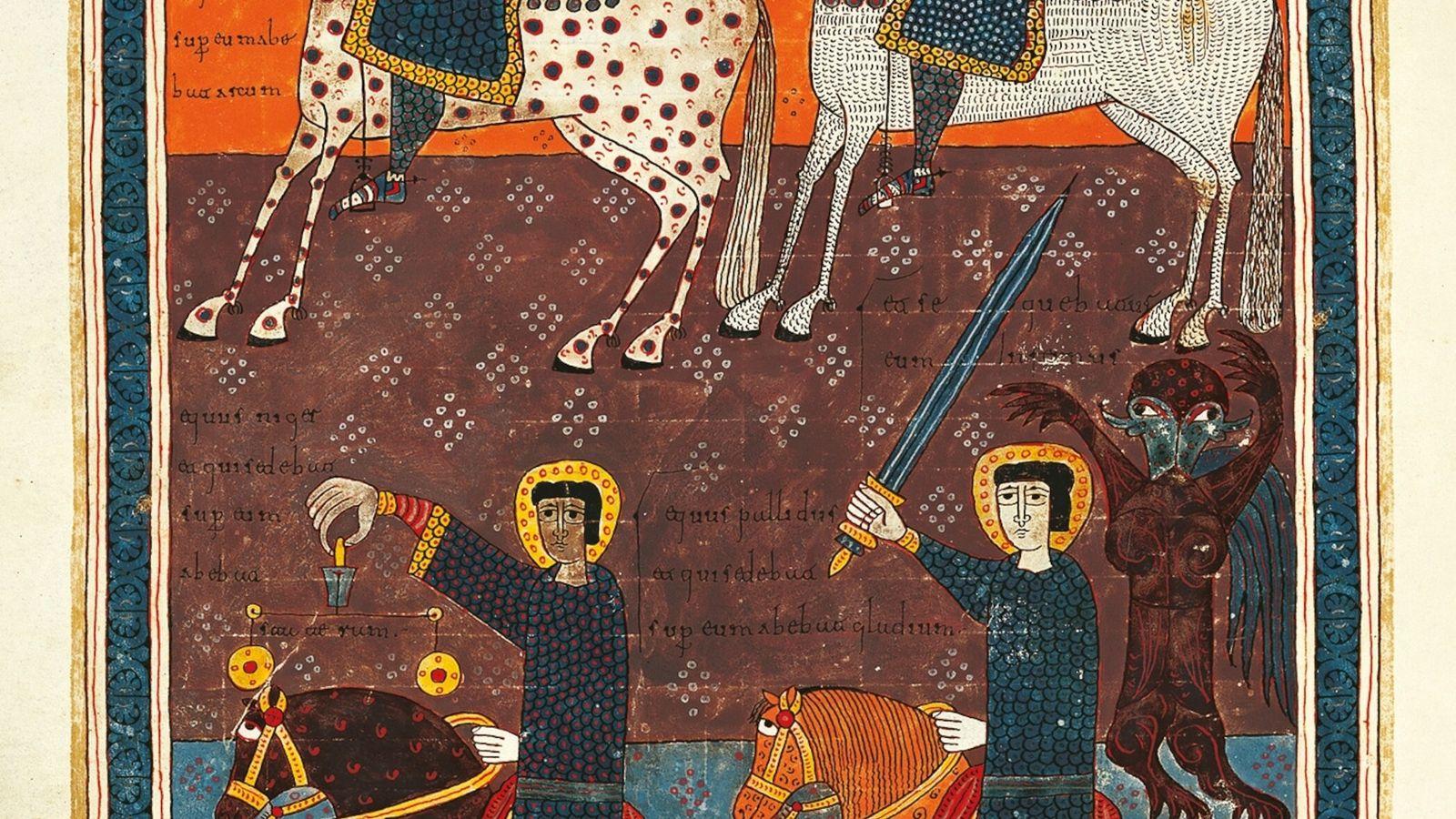 Four horsemen of the apocalpyse
