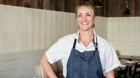 Sarah Rich opened her first restaurant, the now Michelin-starred Rich Table, with husband and co-chef Evan Rich ...