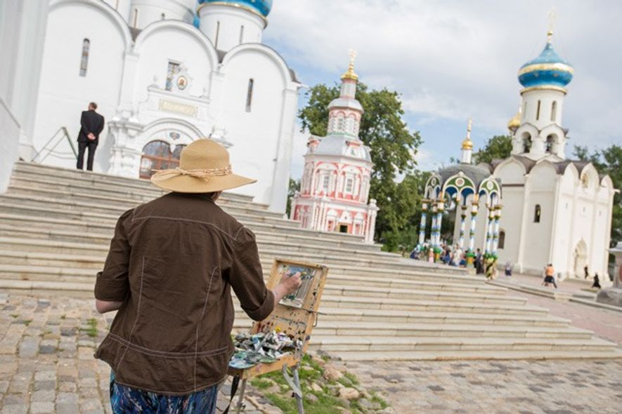 Russia: The towns that time forgot