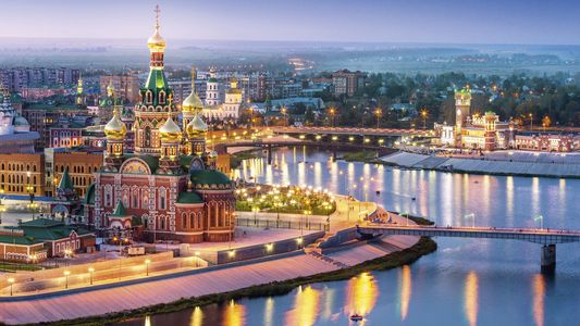 Russia: Exploring the Volga River