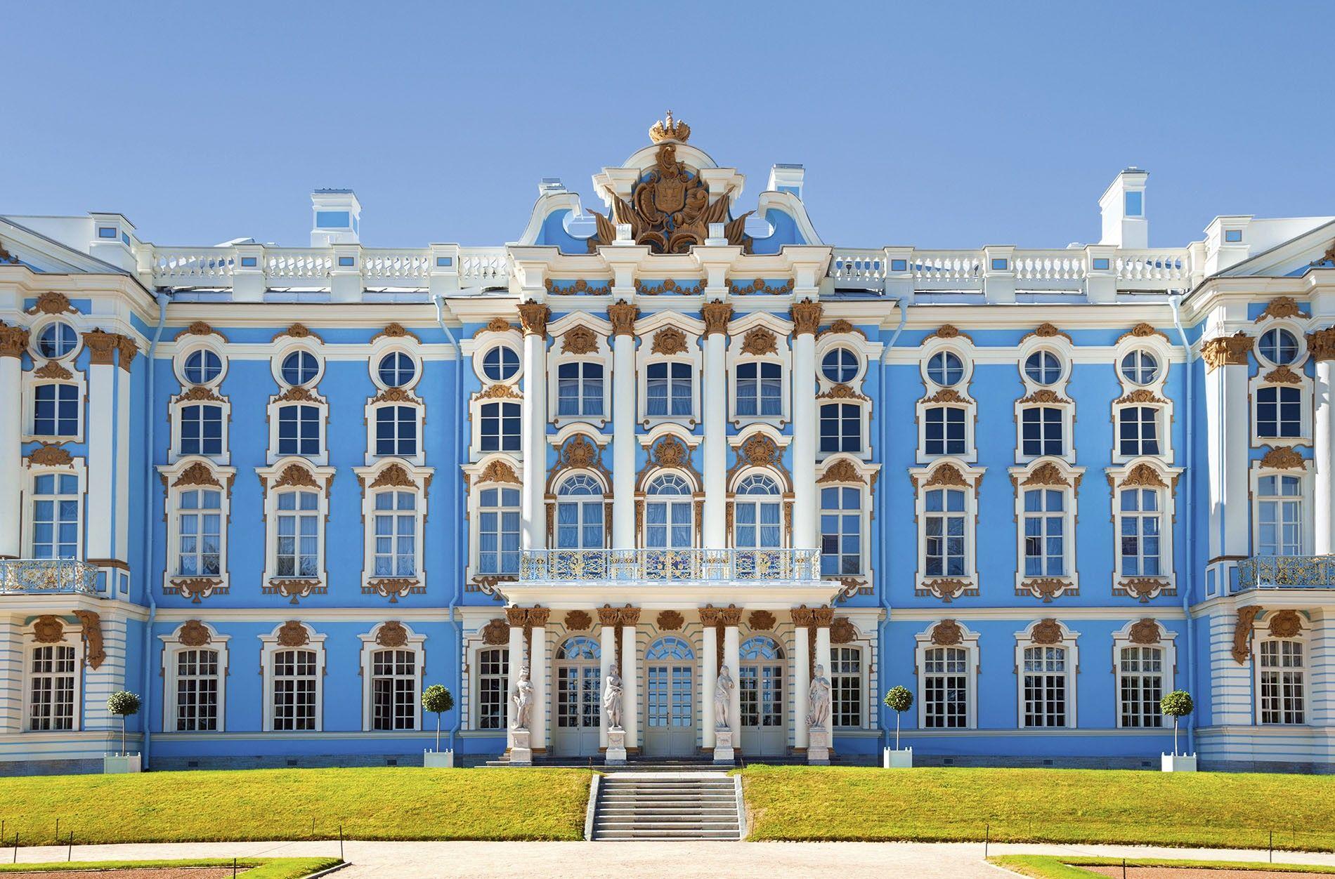 The Catherine Palace, Pushkin