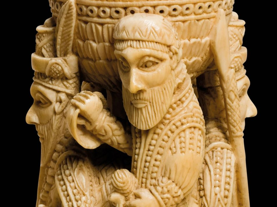 This ivory relic reveals the colonial power dynamic between Benin and Portugal
