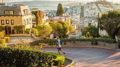 City life: San Francisco