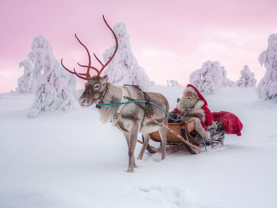 Family travel: is there an adventurous way to see Santa in 2021?