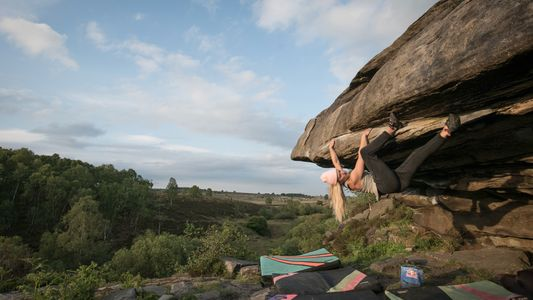 Meet the adventurer: Team GB's Shauna Coxsey on the UK's top climbing spots