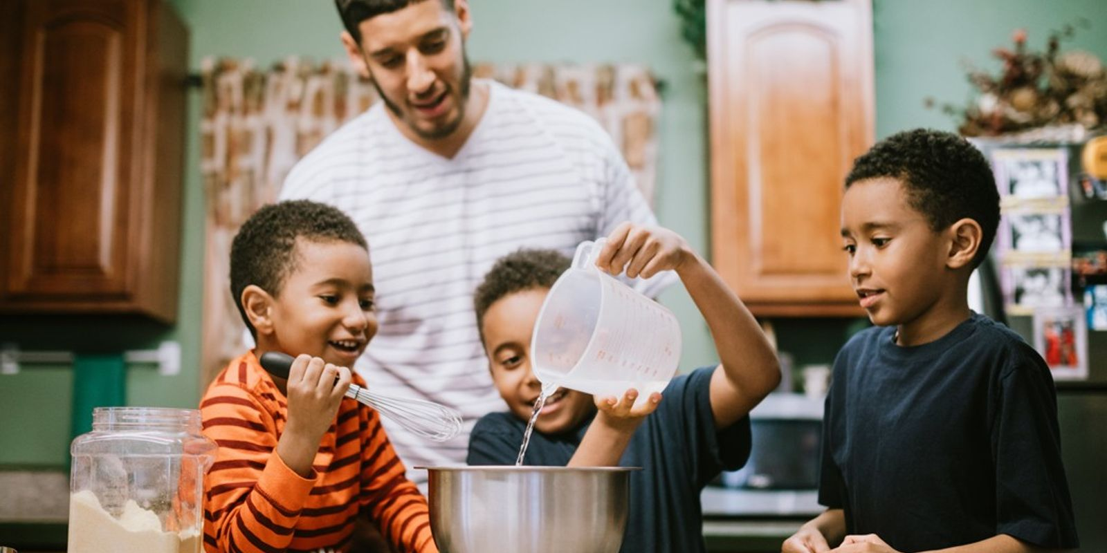 STEM tricks to teach your at-home cooks