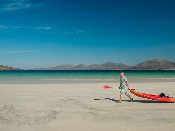A journey through Lewis and Harris, the wild heart of Scotland's Outer Hebrides