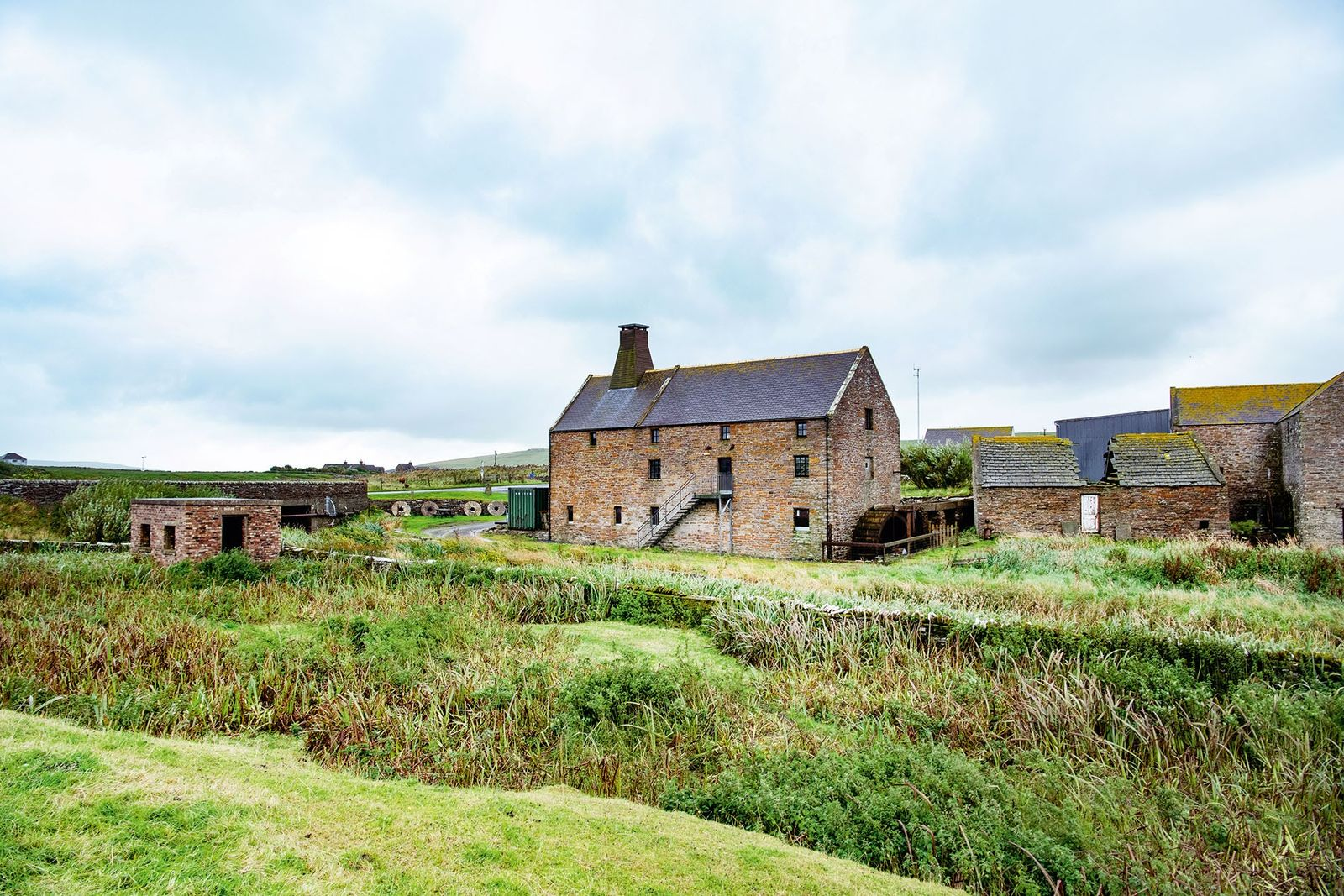 Barony Mill in Orkney