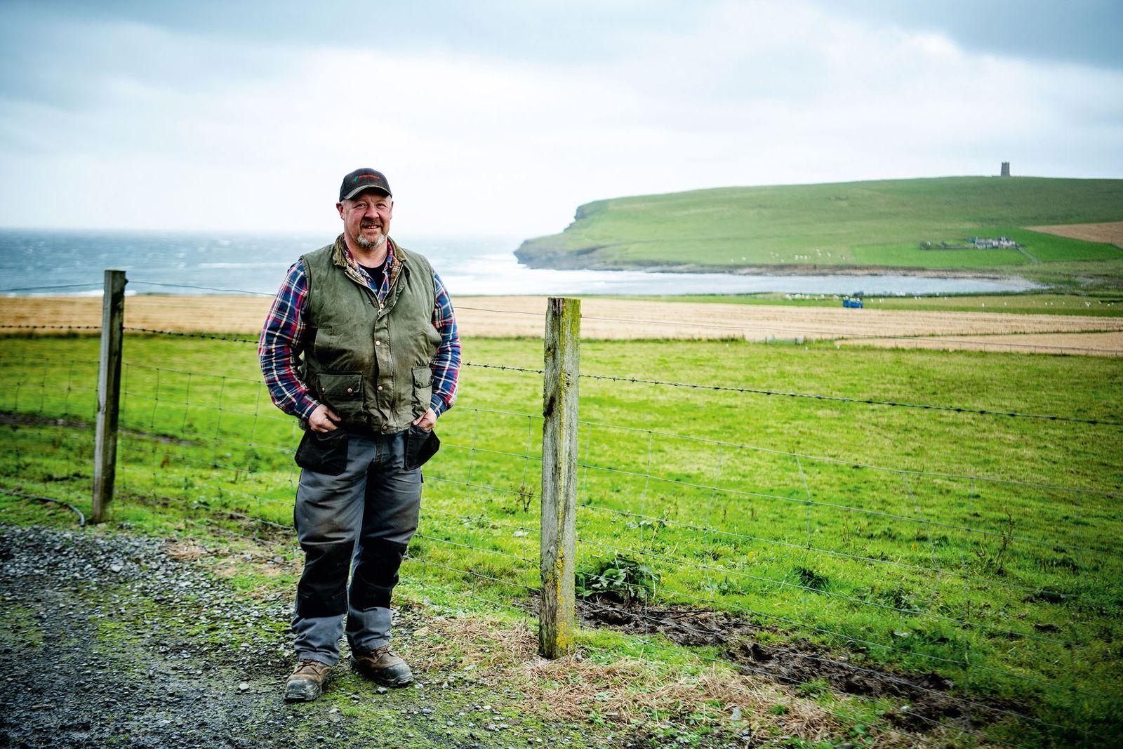 Farmer Marty Hay