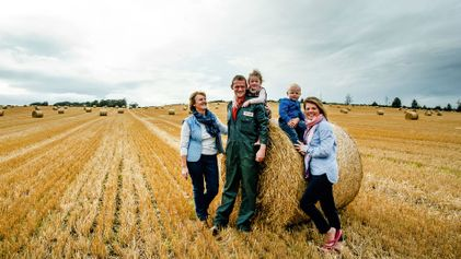 Photo story: from barley fields to whisky barrels in rural Scotland