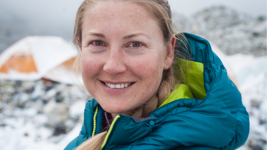 Women of Impact: Melanie Windridge, physicist and adventurer