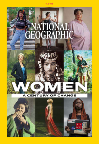 This article is part of National Geographic's Women of Impact special – celebrating the women around ...