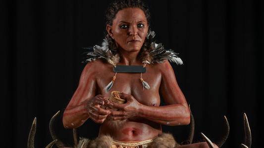 Exclusive: This 7,000-year-old woman was among Sweden's last hunter-gatherers