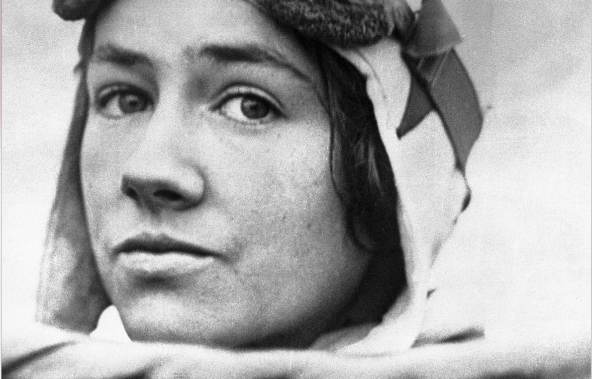 She was a record-breaking aviator—but her husband overshadowed her feats