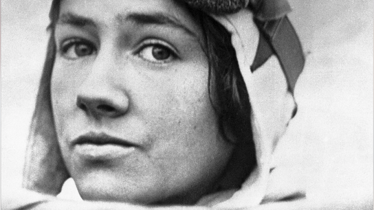 Anne Lindbergh.