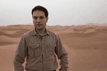 Nizar Ibrahim's research centres on the extraordinary story of spinosaurus aegyptiacus.