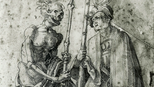 Medieval pandemics spawned fears of the undead, burials reveal