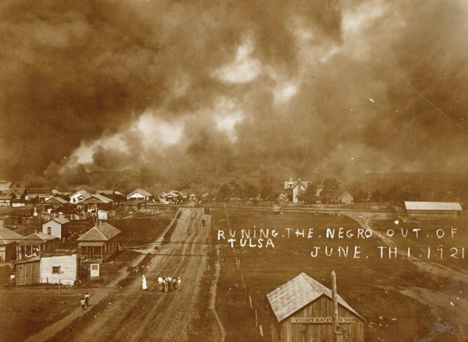 Tulsa Massacre - 1921