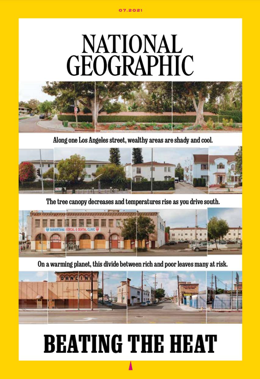 National Geographic Magazine July 2021