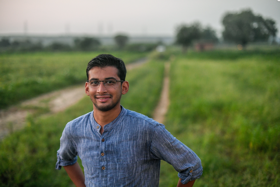 Vidyut Mohan, co-founder and CEO of Takachar.