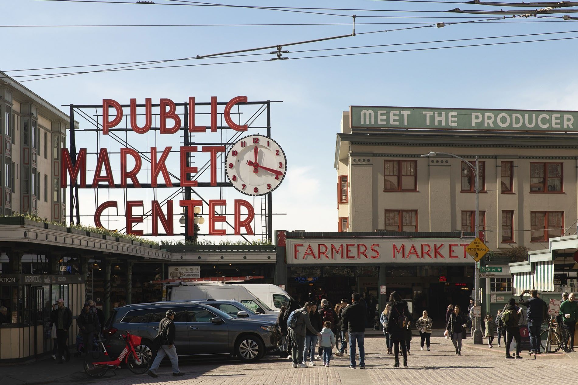 City guide to Seattle