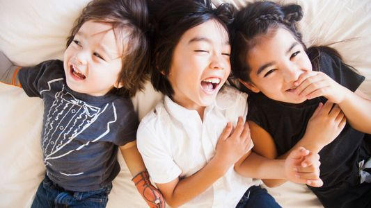 LOL: Why laughter might really be the best medicine for kids