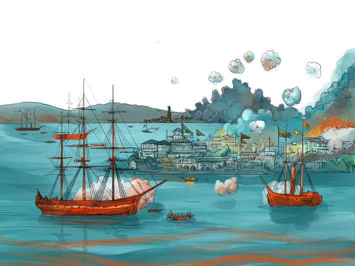 September 1839 -1842
