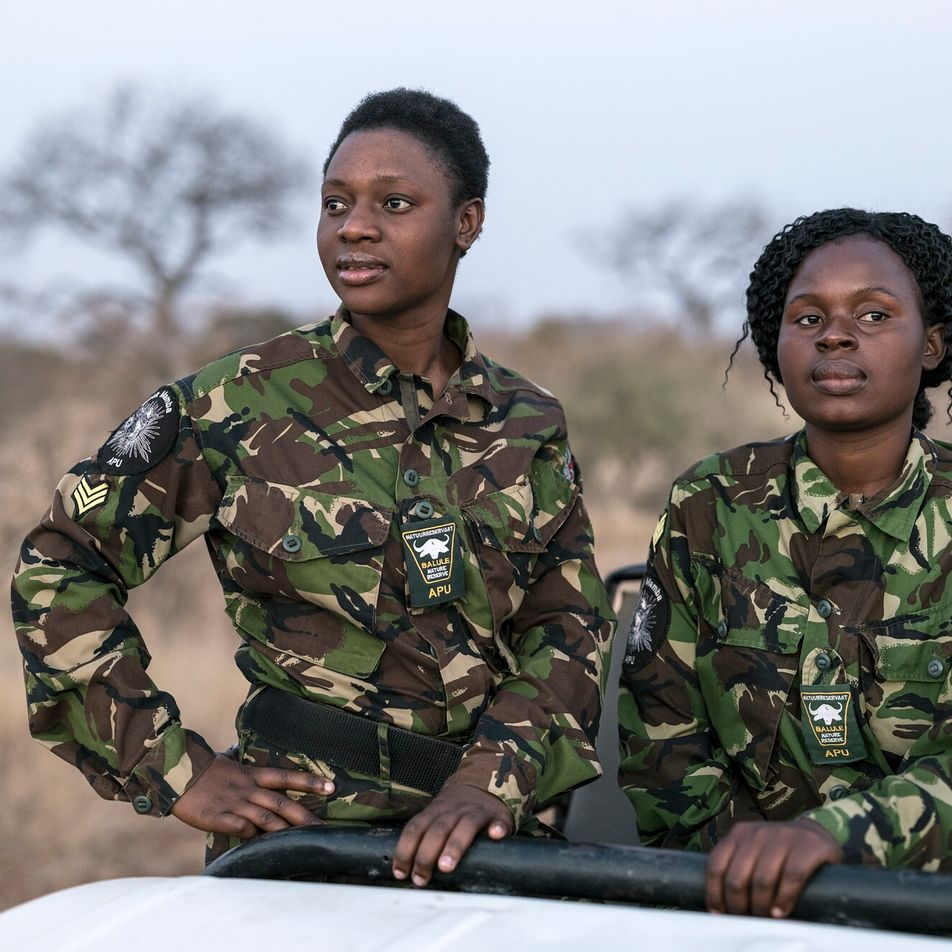 Meet the Black Mambas, South Africa's all-female anti-poaching unit