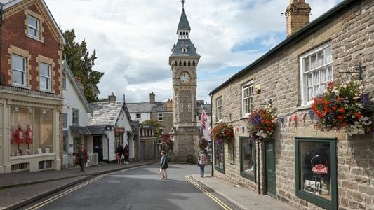 A travellers guide to Hay-on-Wye, Wales
