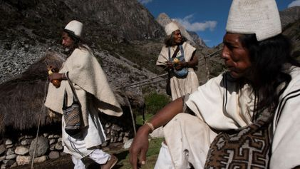 Indigenous protectors of these sacred peaks have kept others out—until now